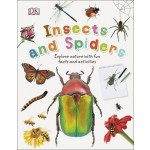 DK NATURE EXPLORERS INSECTS & SPIDERS