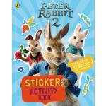 PETER RABBIT MOVIE 2 STICKER ACTIVITY