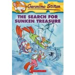 GS 25: SEARCH FOR SUNKEN TREASURE