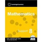 Support 8 Pupil Book Cambridge Essentials Mathematics?(with CD)
