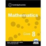 Core 8 Pupil Book Cambridge Essentials Mathematics (with CD)