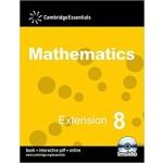 Extension 8 Pupil Book Cambridge Essentials Mathematics (with CD)