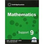 Support 9 Pupil Book Cambridge Essentials Mathematics?(with CD)