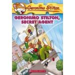 GS 34: GERONIMO STILTON, SECRET AGENT