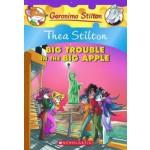 TS 08: THEA STILTON: BIG TROUBLE IN THE BIG APPLE