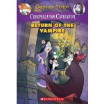 CREEPELLA VON CACKLEFUR 04: RETURN OF THE VAMPIRE