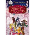 THEA STILTON SPECIAL EDITION 01: THE JOURNEY TO ATLANTIS (HC)