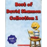 BEST OF DAVID SHANNON 4-BOOK COLLECTION