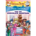 TS 19: THEA STILTON AND THE CHOCOLATE SABOTAGE