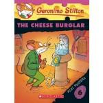 GS MINI MYSTERY 06: THE CHEESE BURGLARY