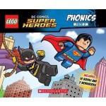 LEGO DC PHONICS BOXED SET 2