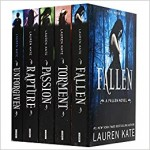 FALLEN SERIES 5 BOOKS COLLECTION (5 BOOKS)