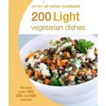Hamlyn All Colour Cookery: 200 Light Vegetarian Dishes: Hamlyn All Colour Cookbook