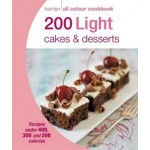 Hamlyn All Colour Cookery: 200 Light Cakes & Desserts: Hamlyn All Colour Cookbook