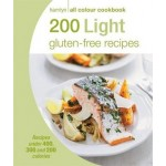 Hamlyn All Colour Cookery: 200 Light Gluten-free Recipes: Hamlyn All Colour Cookbook