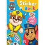 PAW PATROL BLUE STICKER ACTIVITY BOOK