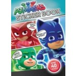 PJ MASKS STICKER ACTIVITY BOOK