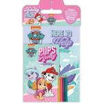 Paw Patrol Pink Activity Pack