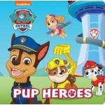 PAW Patrol Pup Heroes Storyboard
