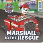 PAW PATROL MARSHALL TO THE RESCUE STORYBOARD