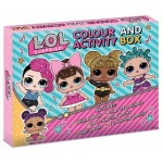 LOL SURPRISE COLOUR & ACTIVITY BOX