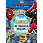 SPIDER-MAN 1000 STICKER BOOK