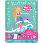 Magical Mermaids Happy Tin