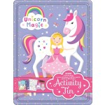 Unicorn Magic Happy Tin