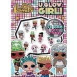 LOL Surprise Puffy Sticker Book