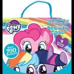 MY LITTLE PONY THE POWER OF FRIENDSHIP ACTIVITY CASE