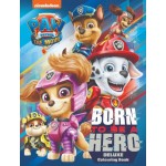 Paw Patrol The Movie Deluxe Colouring Book