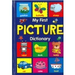 P-FIRST PICTURE DICTIONARY