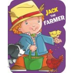 People Shaped Board: Jack the Farmer