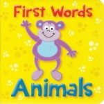 Animal First Words: Book 2
