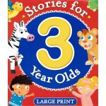 P-STORIES FOR THREE YEAR OLDS (PADDED)