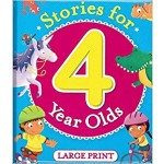P-STORIES FOR FOUR YEAR OLDS (PADDED)