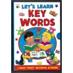 P-LET'S LEARN KEY WORDS SLIP CASE
