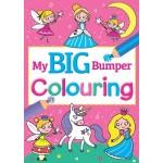 P-MY BIG BUMPER COLOURING (PINK)