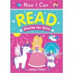 NOW I CAN READ-STORIES FOR GIRLS (PADDED)