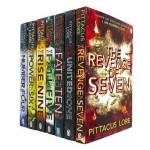 THE LORIEN LEGACIES COLLECTION (7BOOKS)