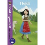 Heidi - Read it yourself with Ladybird: Level 4