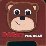P-ANIMAL FOAM BOOK - BEAR