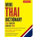 MINI THAI DICTIONARY