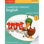 Stage 1 Learner's Book Cambridge Primary English