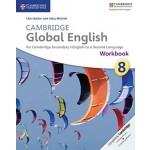 Stage 8 Cambridge Global English Workbook