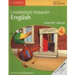 Stage 4 Learner's Book Cambridge Primary English