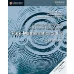 Cambridge International AS & A Level Mathematics: Pure Mathematics 2 & 3 Course Book