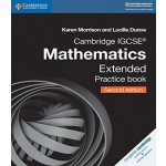 Cambridge IGCSE Mathematics Extended Practice Book 2nd Edition