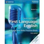 Cambridge IGCSE (R) First Language English Language and Skills Practice Book