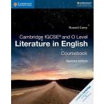 Cambridge IGCSE (R) and O Level Literature in English Coursebook